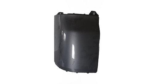 Накладка під задній ліхтар, Задня ліва, Сірий металік темний