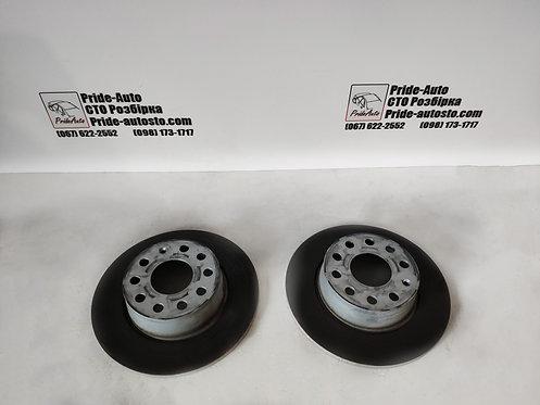 Тормозний диск Jetta MK7 2019-2020