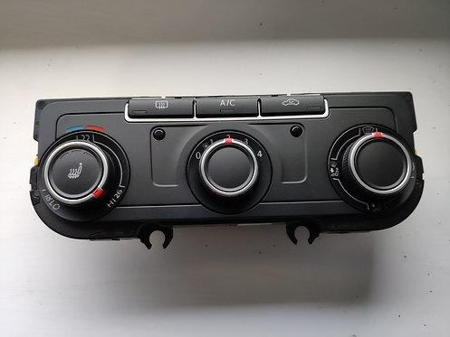 Volkswagen t6  панель кондиционера