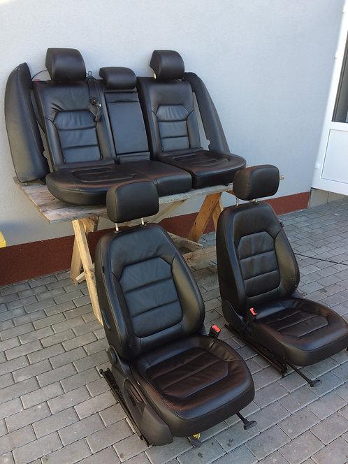 Сидіння (шкіра) Passat B7 Європа
