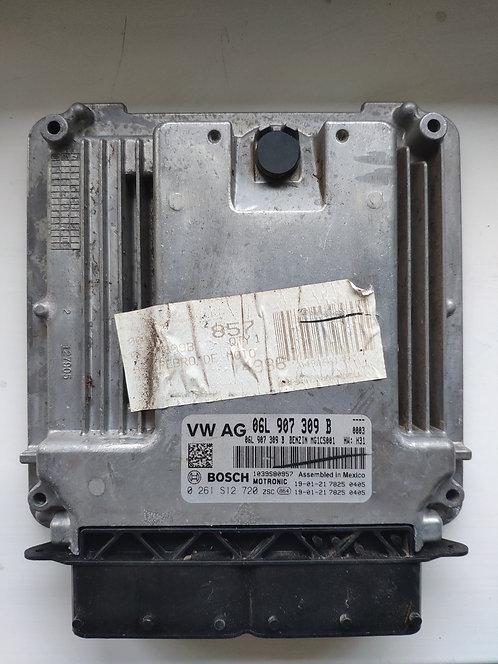 Блок керування двигуномы Tiguan 2.0 TSI