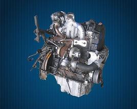 Двигатель навесное Т6 Т5 volksawgen