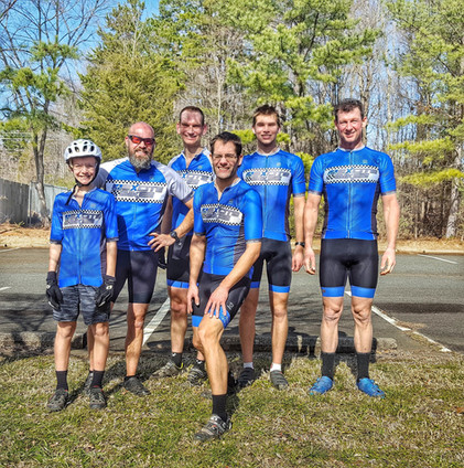 Excite Bikes Team Photo