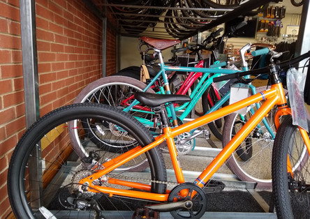 Youth Bikes and Cruisers