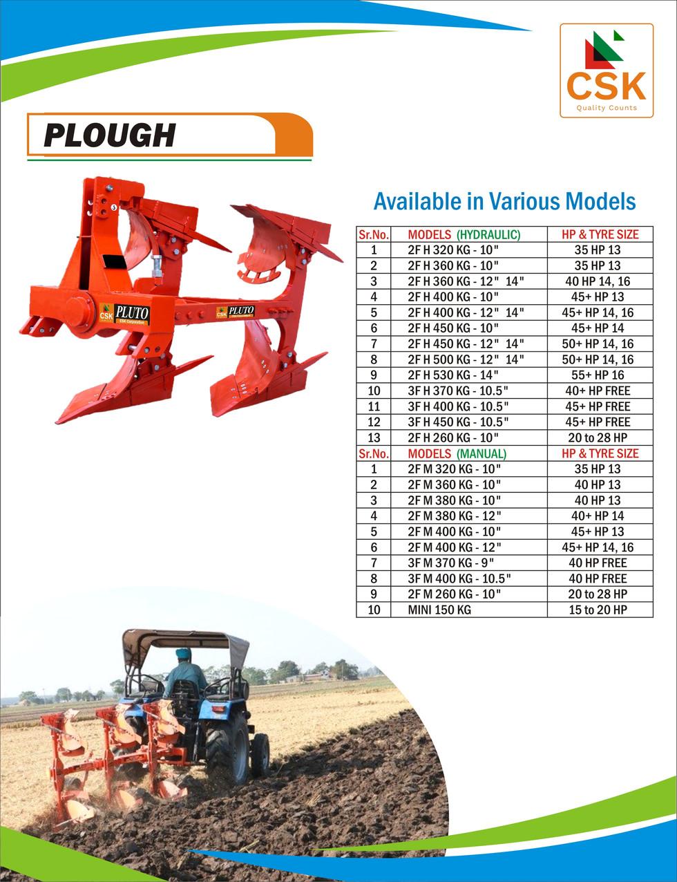 A Real Gold Digger Plough