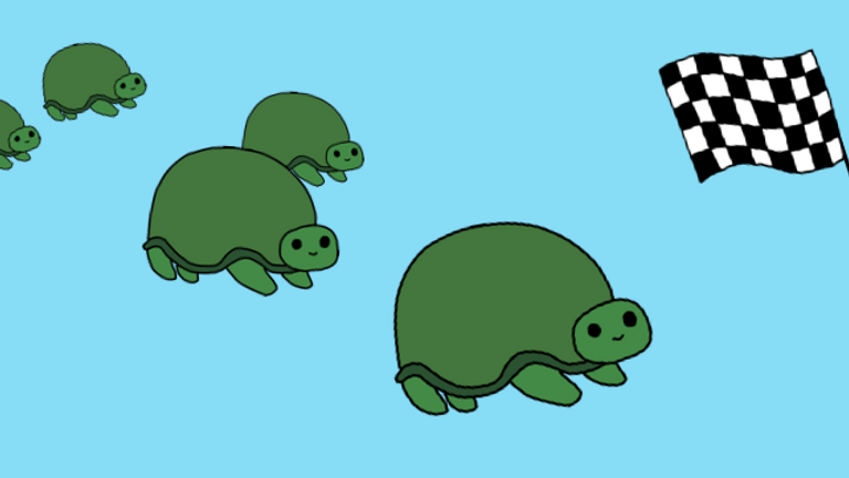 Toad & Turtle Races