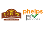 Lincoln County Fair NE Reserve Champion Sponsor Phelps Family Dentistry and Phelps Ag Services