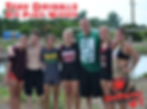 Lincoln County Fair Mudapalooza Mud Volleyball 2018 Fourth Place Winners