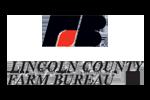 Lincoln County Fair NE Reserve Champion Sponsor Lincoln County Nebraka Farm Bureau