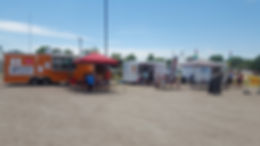 Lincoln County Fair Nebraska Food Vendor Exhibit