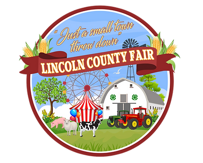 just a small town throw down, lincoln county gair, ag society, fair, festival, event, carnival, 4h, north platte, ne, nebraska