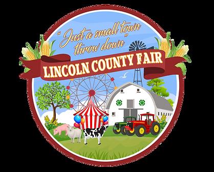 2021 lincoln county fair theme, north platte, nebraska, ne, just a small town throw down, 4-h