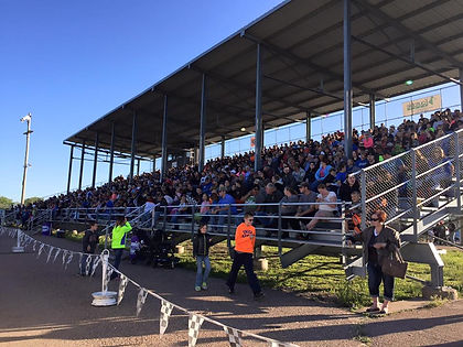 Lincoln County Raceway Fairgounds North Platte NE Grandstands