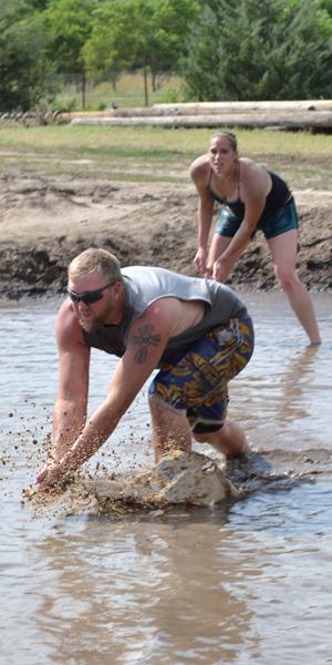 mud volleyball 2