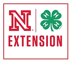 Lincoln County Fair Nebraska 4-H Extension Logo