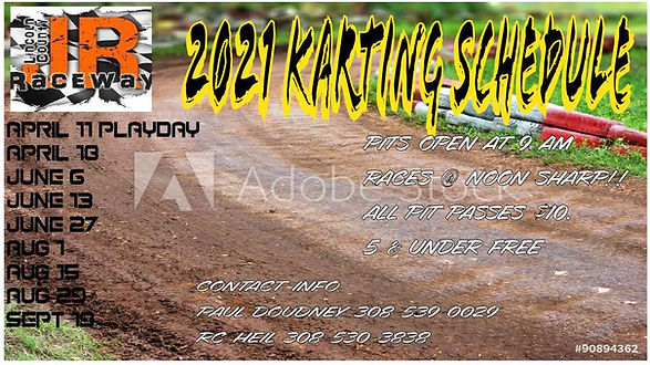 2021, lincoln county raceway, junior raceway, go kart, karting, race track, north platte area sports commission, play north platte, motorsports, north platte, ne, lincoln county ag society, fairgrounds, ne