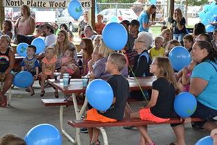 lincoln county fairgrounds, fair, ag society, north platte, nebraska, ne, balloons, event, show, kids