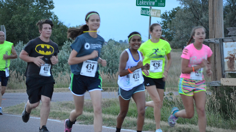 Lincoln County 5K