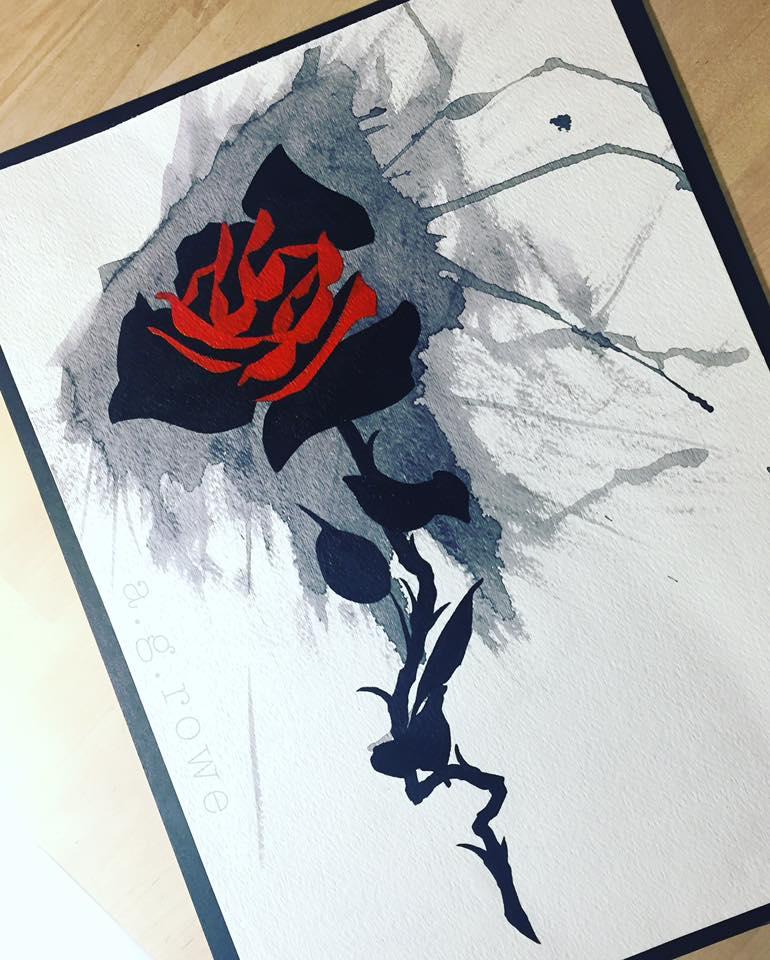 rosepaper