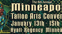 2017 Minneapolis Tattoo Convention!