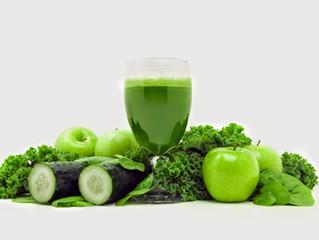 Suco Verde e seus benefícios