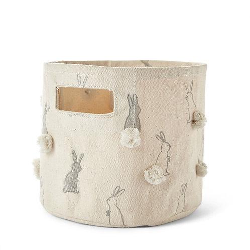 Pehr Aufbewahrungskorb mini Bunny Hop