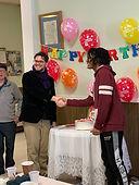 Birthday Sundays at Faith UCC