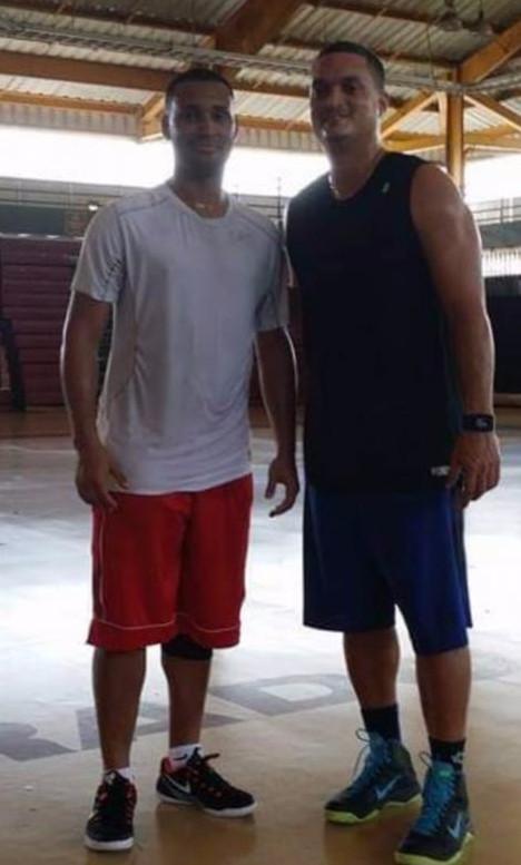 GJB & Ricky Meléndez