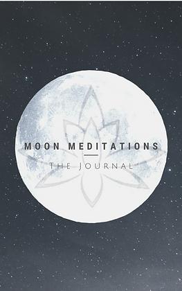 Moon Meditations   The Journal