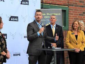 Light of Hope Receives 2020 DEA National Community Drug Prevention Award