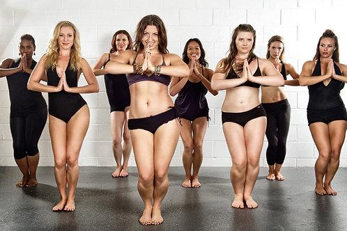 Buti Yoga ($9 Donation)