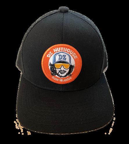 Black Ride or Abide Trucker Hat