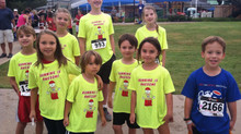 Coppell Kids Run at The Mercy Run!