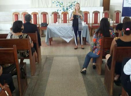 Seminário 'Queremos Paz' combate violência contra a mulher