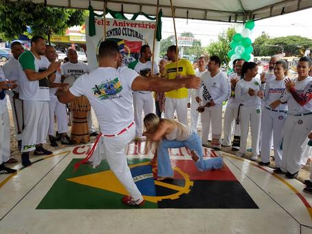 Celina Leão vai homenagear capoeiristas em sessão solene