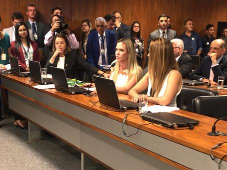 Deputada Celina Leão defende o Fundo Constitucional do DF