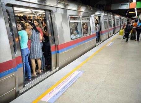 Projeto de Lei de Celina Leão amplia vagões no Metrô para uso exclusivo de mulheres e filhos