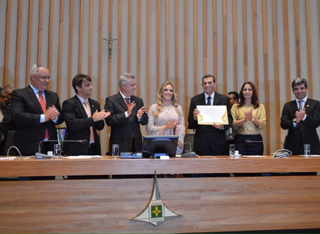 Brasília tem novo cidadão