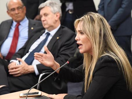 Celina Leão participará de encontro na ONU sobre os direitos da mulher
