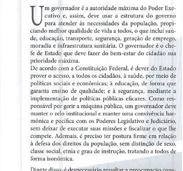 Especial ACDF: PARA QUE SERVE UM GOVERNADOR – DEP. CELINA LEÃO