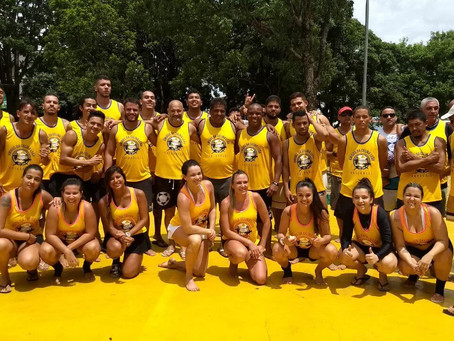 Futevôlei – Etapa Guará