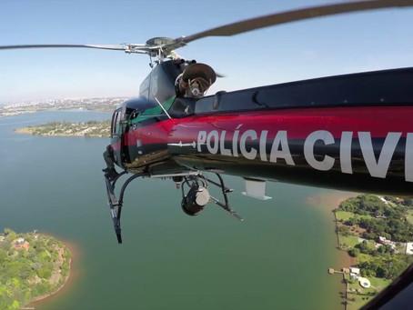 Policiais Civis da Divisão de Operações Aéreas serão homenageados na Câmara Legislativa pelos 20 ano