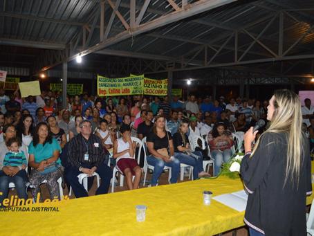 Moradores da região Sul ganham fôlego na esperança da regularização de áreas