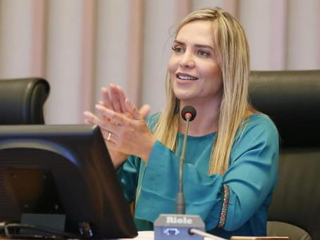 Deputada Celina Leão lançará Frente Parlamentar em defesa das mulheres