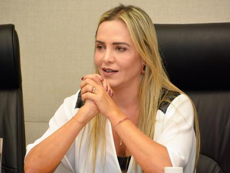 Deputada do DF será titular da Comissão de Seguridade Social e Família