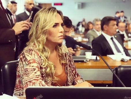 Celina Leão propõe solução para salvar a MP que cria a região metropolitana