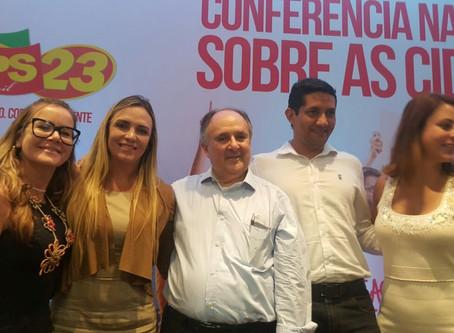 Celina propõe congresso do PPS em Brasília