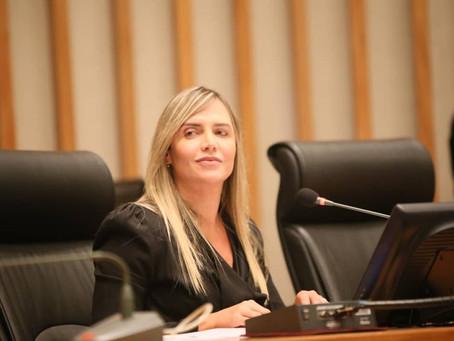 A CLDF aprova Projeto de Lei da deputada Celina Leão