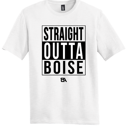Bucks Straight Outta Boise Tee