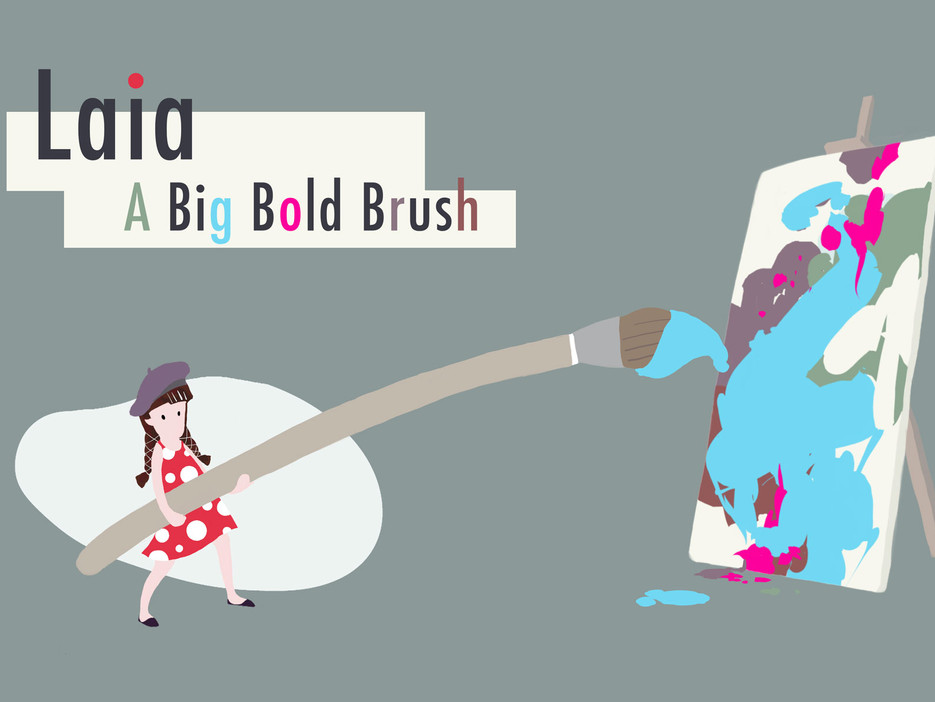 A Big Bold Brush